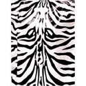 Zebra Print Plastic Carrier Bags, 380mm x 460mm, Pack of 100