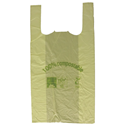 Compostable Medium Carrier Bags (279x415x515 mm)