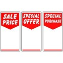 Self Adhesive 'SPECIAL PURCHASE' Promotional Labels, Box of 500
