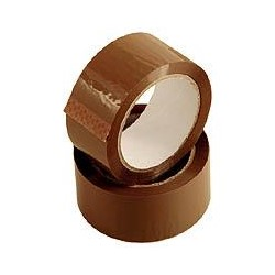 Carton Tape Polypropylene Low Noise-Single roll
