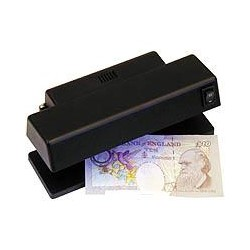 Counter Top Ultra Violet Money Detector